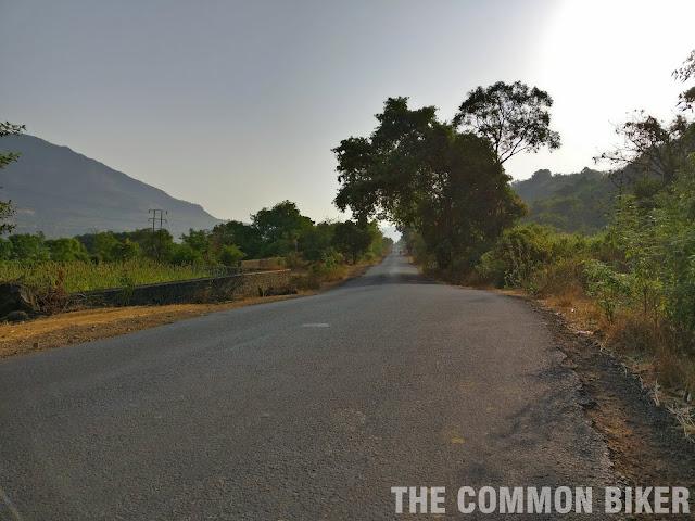 Motorbike ride to tamhini ghat