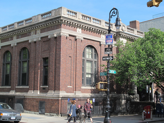 Iati Theatre Will Be Hosting Free Tango Lessons At The Carroll Gardens Branch Of The Brooklyn Public Library On Tuesday Evenings Beginning On October 4th