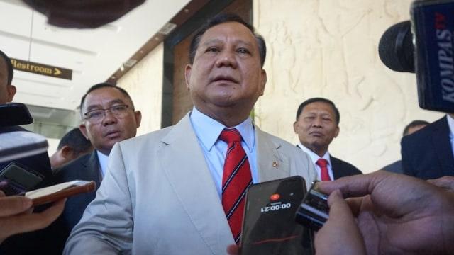 Strategi AS Hadapi China di Balik Undangan Prabowo ke Negeri Paman Sam