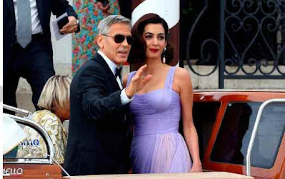 George Clooney finally reveals how he met wife Amal - and the secrets behind their early romance