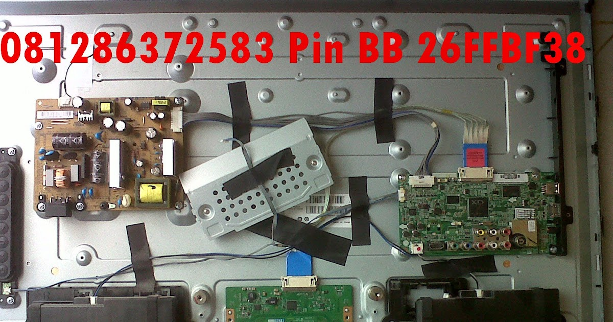 Lg Led Tv 32ln5400 Mati Total Pusat Reparasi Lcd Led Tv