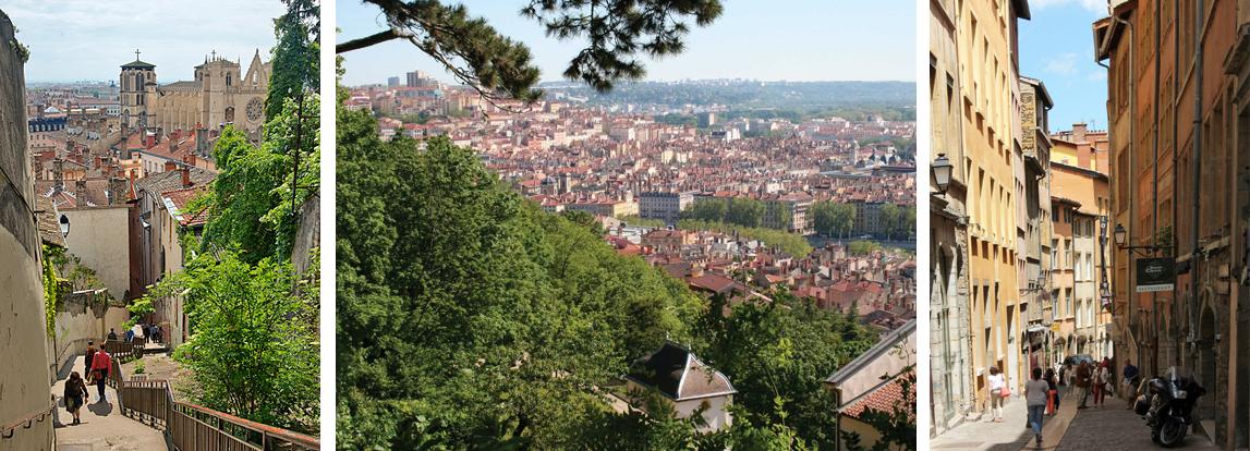 Visite guidée Première découverte de Lyon depuis Fourvière