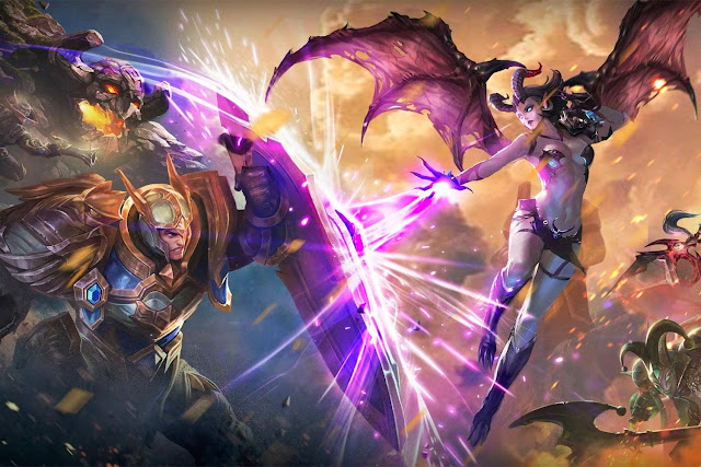 Cara Menaikan Rank Match di Arena of Valor