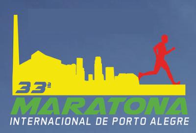 Maratón internacional de Porto Alegre (Brasil, 12/jun/2016)