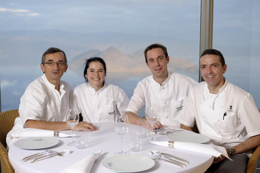 Regis Marcon Restaurant Menu
