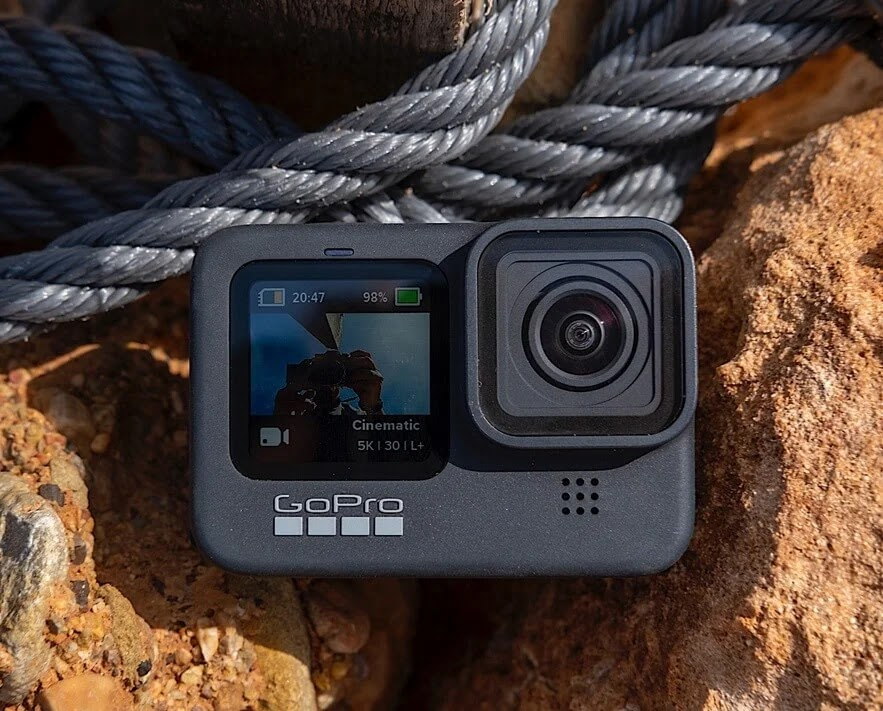 GoPro HERO9 Black with 5K Video Sensor Now in PH for Php26,490