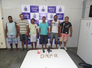 Integrante do PCC e morador de Itaberaba, são presos em Jequié- Bahia