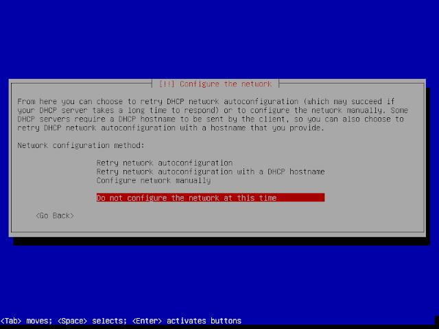 configure network instalasi debian 9.6