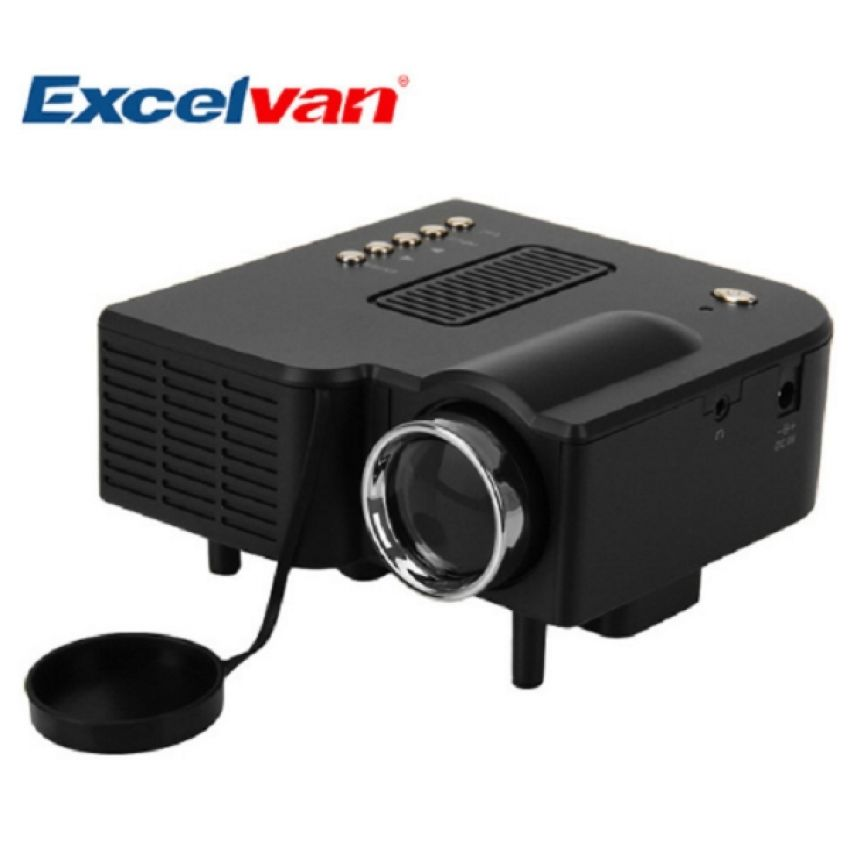 Shop excelvan gm40 portable mini projector multimedia for Mini projector price