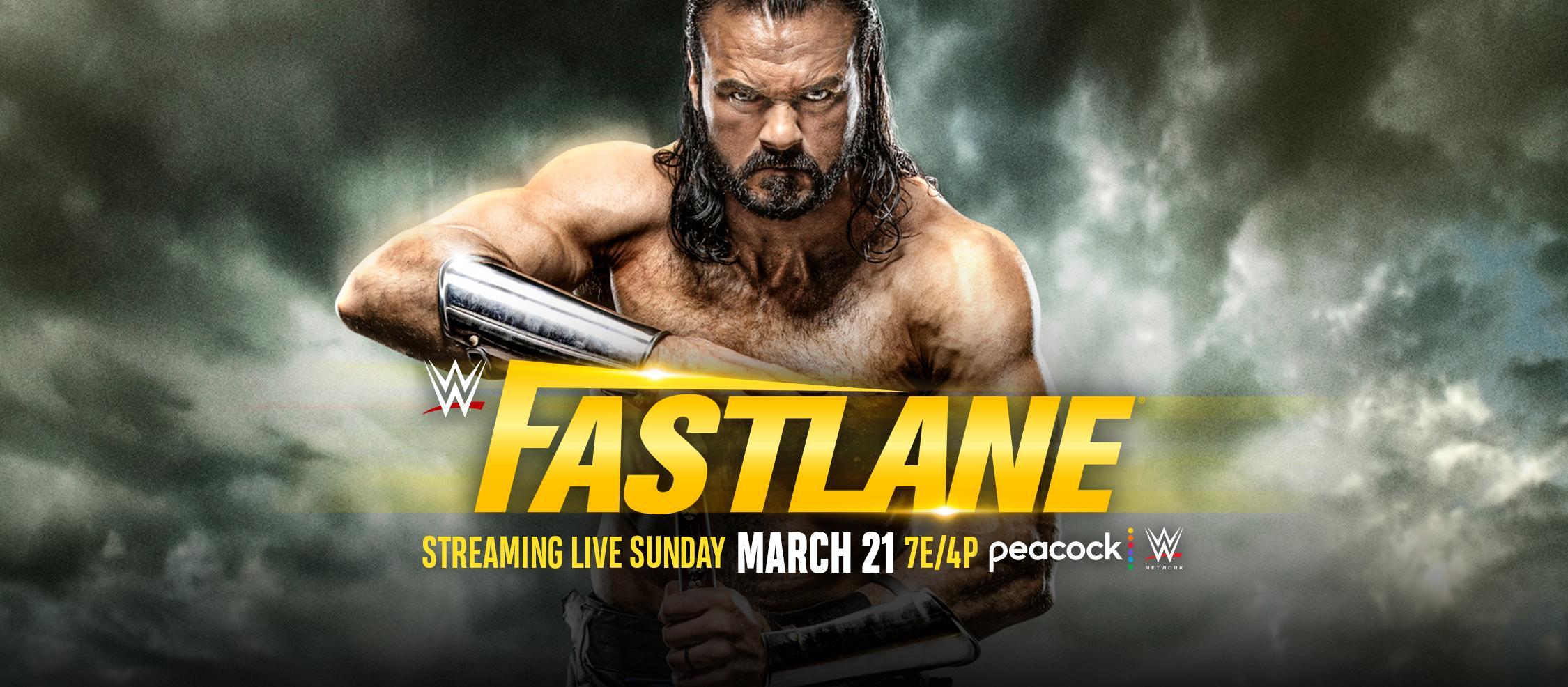 WWE Fastlane 2021: Card final do evento!