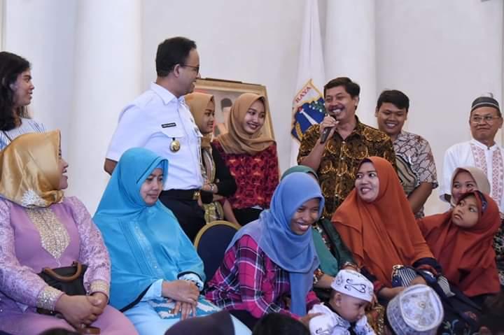 Kisah Haru Peserta Mudik Gratis Jakarta