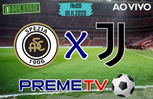 Spezia x Juventus Ao Vivo