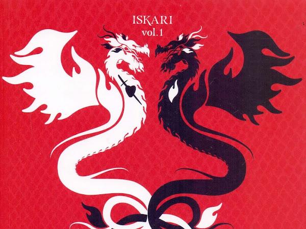 [Resenha] Iskari, livro 1: A Caçadora de Dragões, de Kristen Ciccarelli e Editora Seguinte