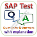 SAP Written Test: Technical Aptitude; Questions and Answers with Explanations PDFs