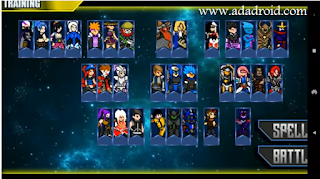 Download Naruto Senki Mod ML: Moba Mugen V1.1 by Syarifad