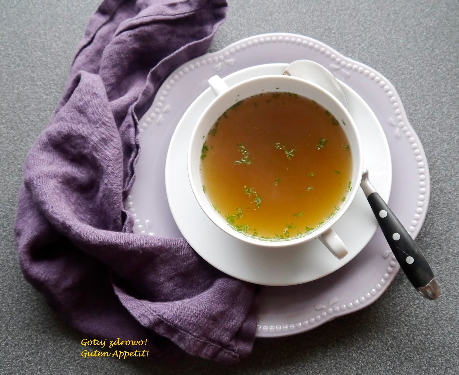 Rosół Bulion Najzdrowsza Zupa świata Gotuj Zdrowo