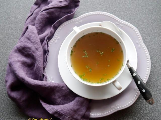 Rosół (bulion) - najzdrowsza zupa świata - Czytaj więcej »