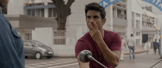 Dil Bechara 2020 Sushant Singh Rajput last Bollywood movie image 2