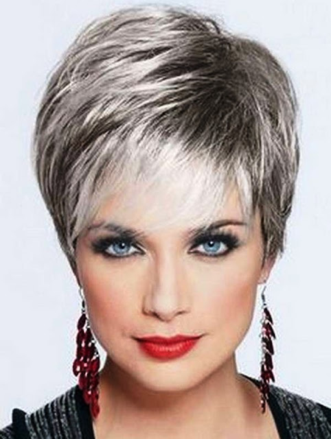 Beautiful variant For Short Hairstyles for women in 2016
