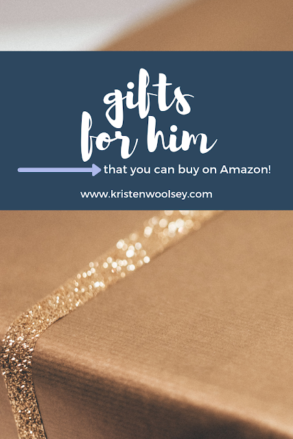 Gift Ideas for Guys (kristenwoolsey.com)
