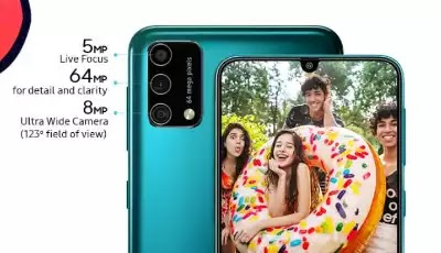 Samsung Galaxy F41 भारत में 6,000 mAh बैटरी के साथ Launche, जानें Price और Specification
