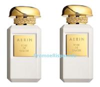 Logo Campione omaggio Aerin Rose de Grasse Parfum: richiedilo gratis