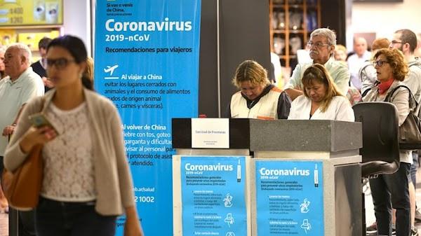 Recomendaciones para evitar el contagio del coronavirus: Evitar besos, saludos con la mano y compartir el mate