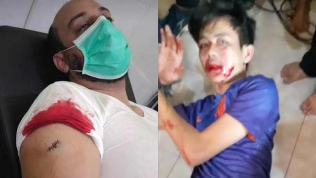 Syekh Ali Jaber Selamatkan Penusuknya dari Amukan Jamaah