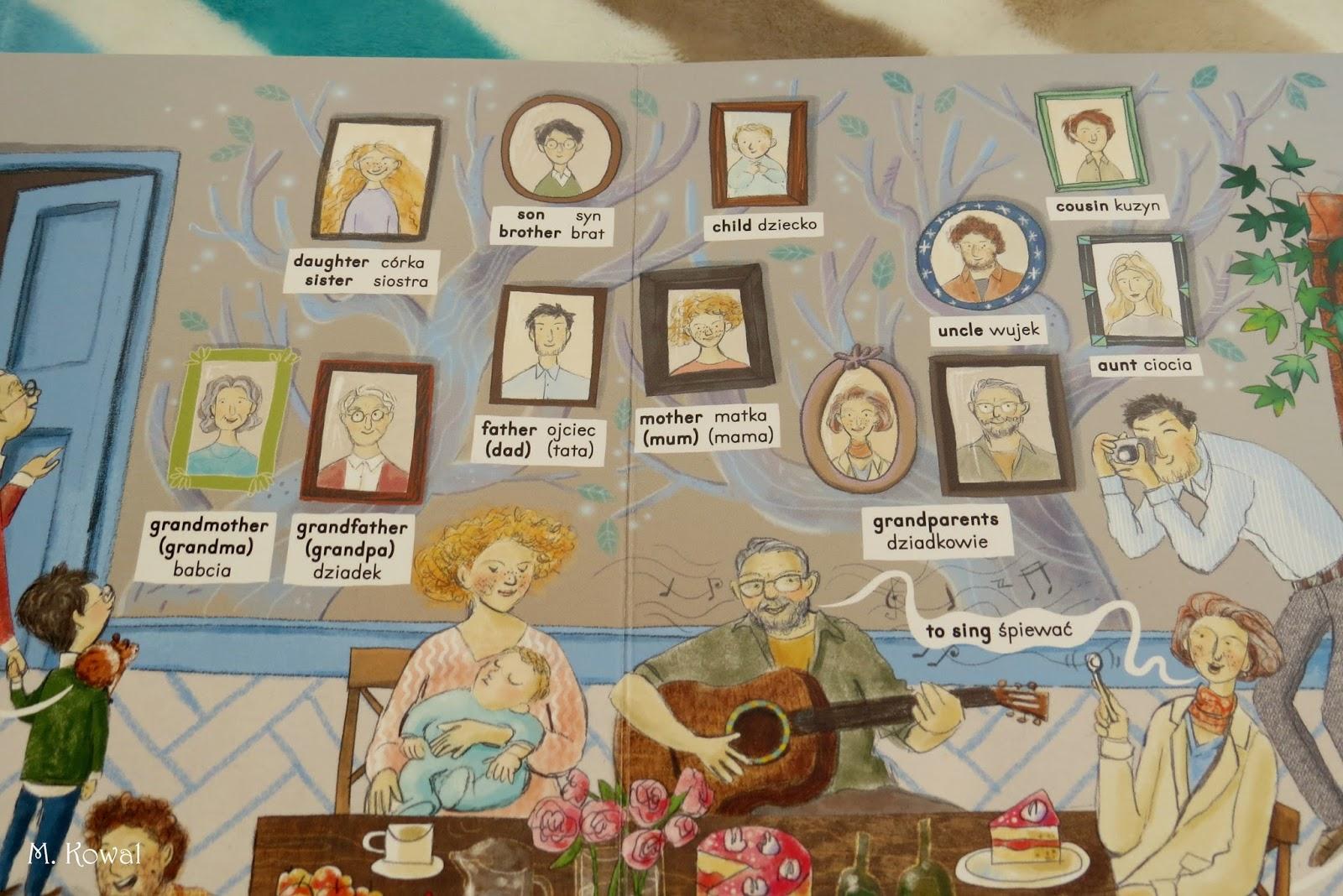 Przyjęcie domowe (moja rodzina) – Katarzyna Fus