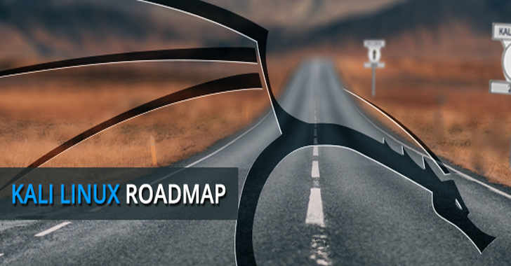 Kali Linux Roadmap