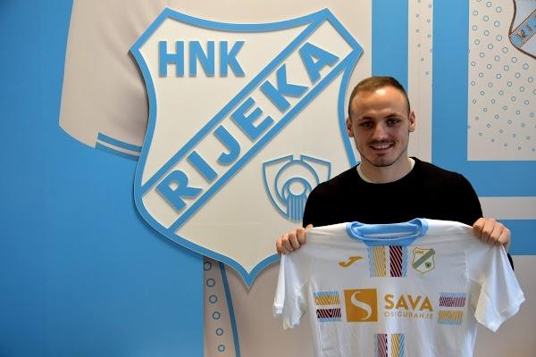 Oficial: Rijeka, llega Andrija Vukcevic