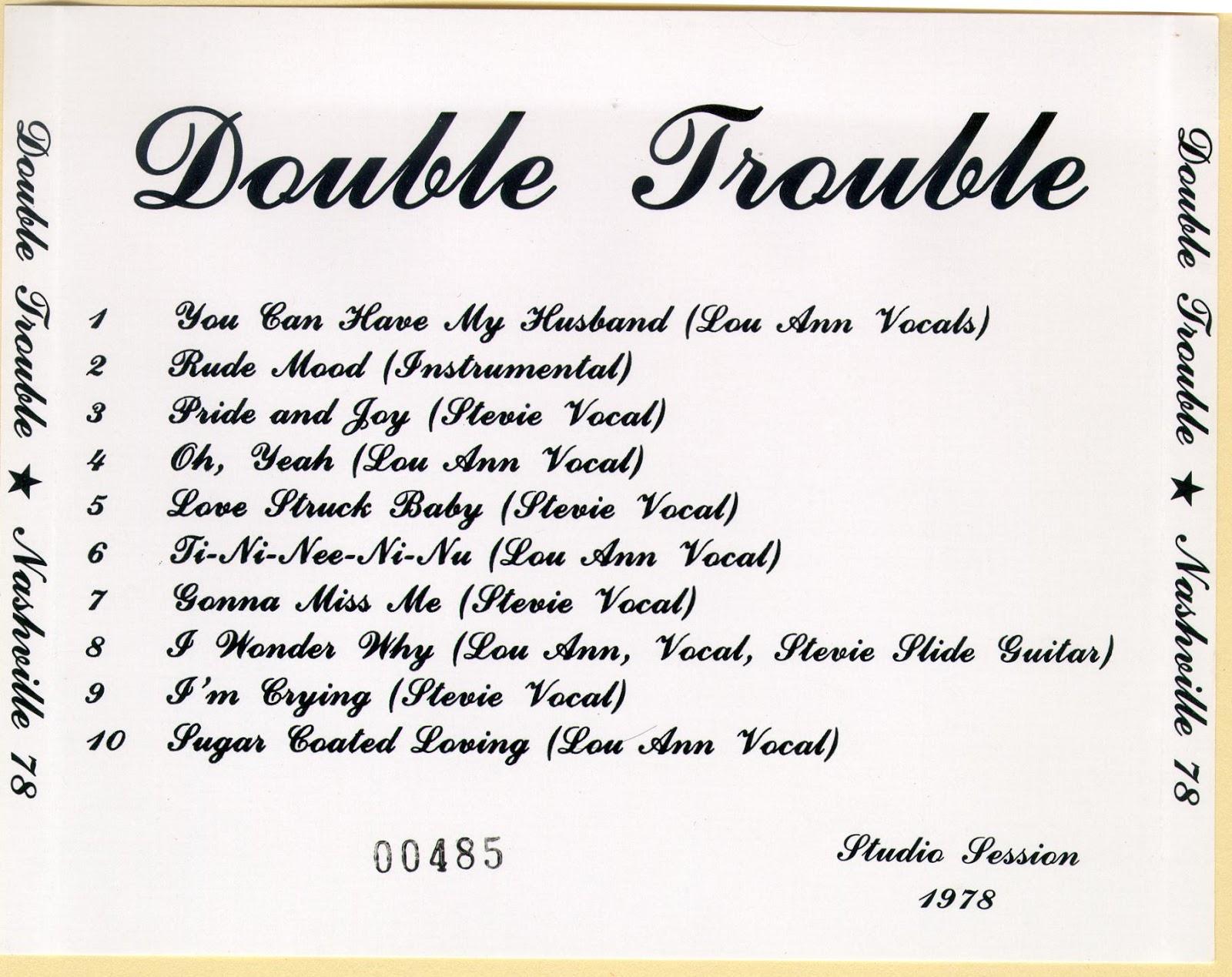SRV Unreleased Album Nashville '78 - I'll Change - YouTube  Stevie Ray Vaughan Unreleased 1st Album