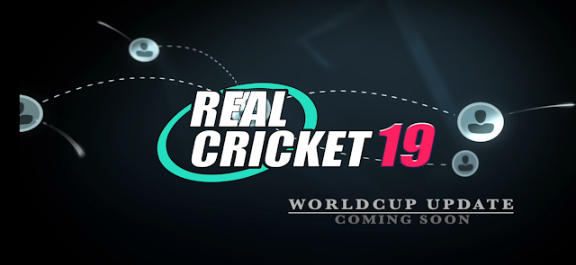 Real Cricket 19 World Cup 2019 Update