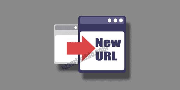 3 Cara Mengalihkan Redirect Link lama ke link baru di blogspot