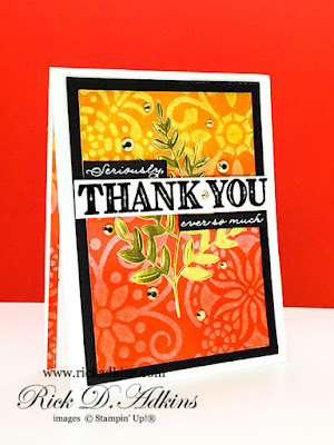 Learn about my Ink transfer stencil background card today for the Spot Challenge #165 Click here to learn more