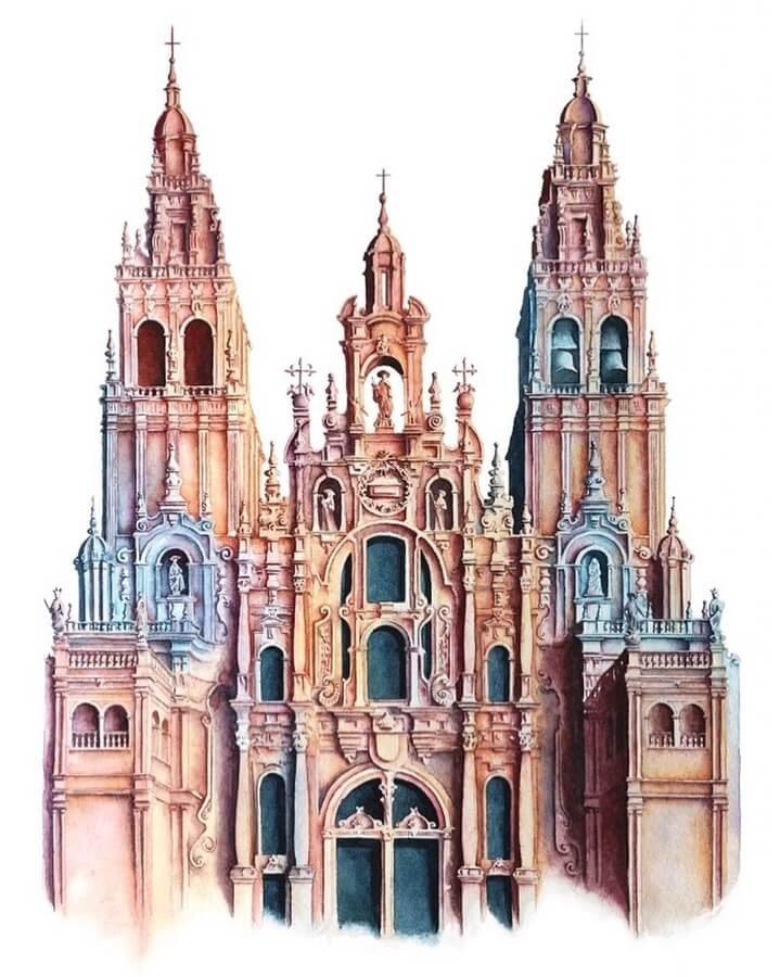 01-Saint-Jacques-de-Compostelle-Sarah-Quarelle-www-designstack-co