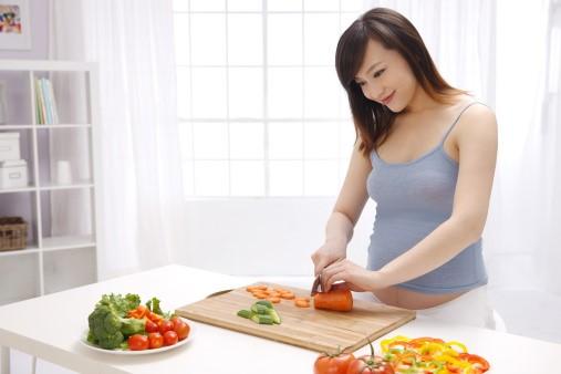Kế hoạch ăn uống trong 9 tháng mang thai