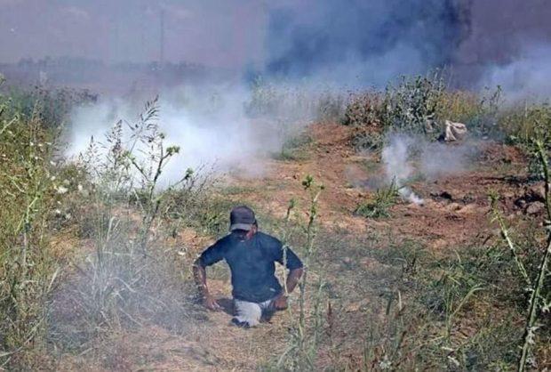 Ikut Demo, Pria Tak Berkaki asal Gaza Ditembak Mati Pasukan Israel