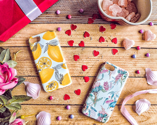 Phone cases - thoughtful, romantic Valentine's gift