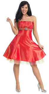 red prom dresses 2017