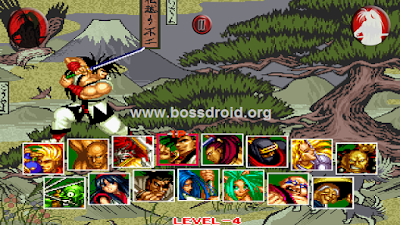 Samurai Showdown II APK Android