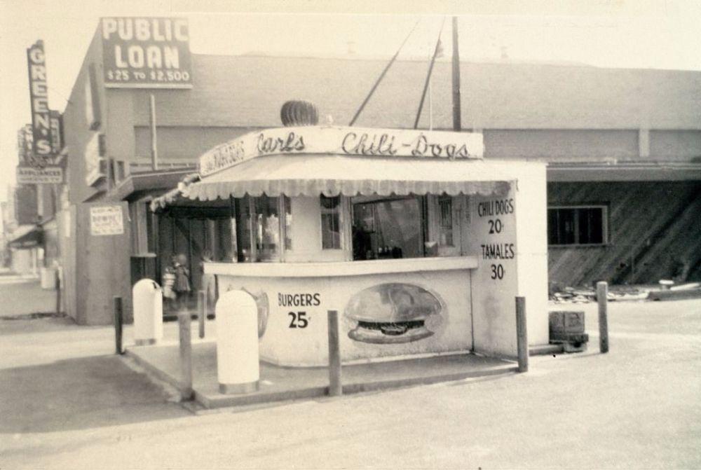 Hot Dog Name History
