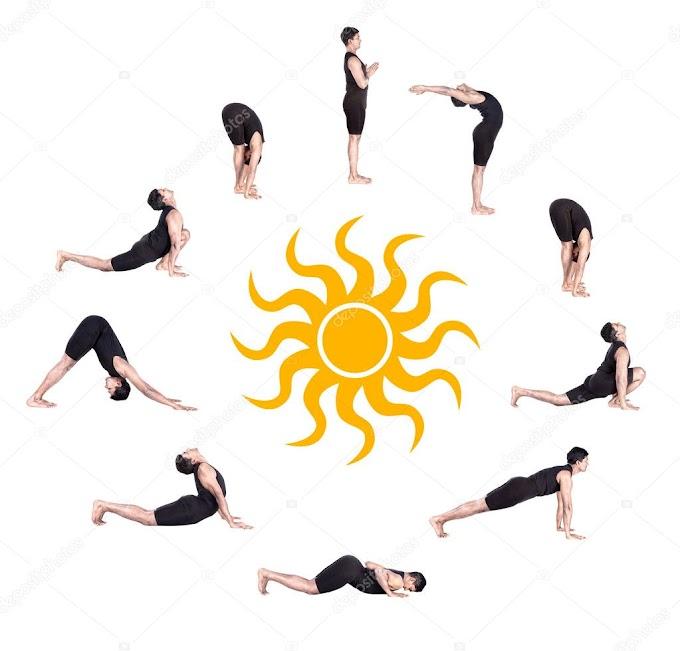 Benefits of SURYA NAMASKAR YOGA | सूर्यनमस्कार - सन सेल्यूटेशन (Sun Salutation) | सूर्य नमस्कार कैसे करें? (How To Do Surya Namaskar In Correct Posture)