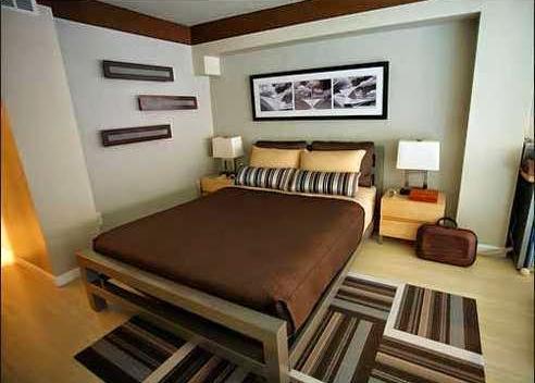 Desain Kamar Tidur Minimalis Yang Nyaman Untuk Rumah Minimalis