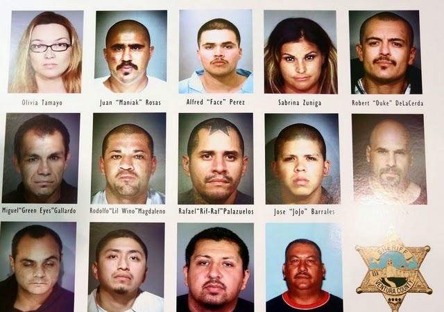 Mafia Mexicana, Mexican Mafia or La eMe | Mafia & Gangster