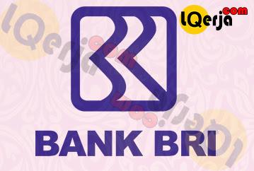Lowongan Kerja Bumn Frontliner Dan Back Office Bank Bri