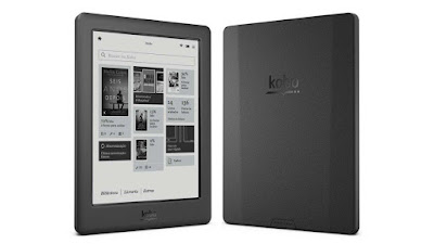 E-book Kobo Touch 2.0