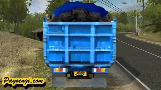 mod bussid isuzu nmr71 dumtruck