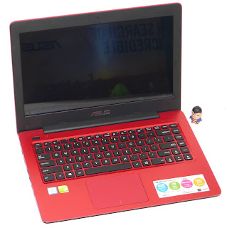 Laptop Gaming ASUS A456U Core i5 Gen7 Second