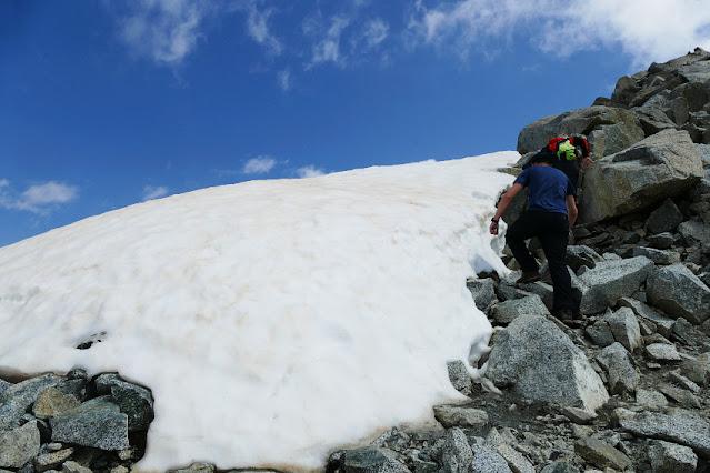 ghiacciaio presena estate come arrivare
